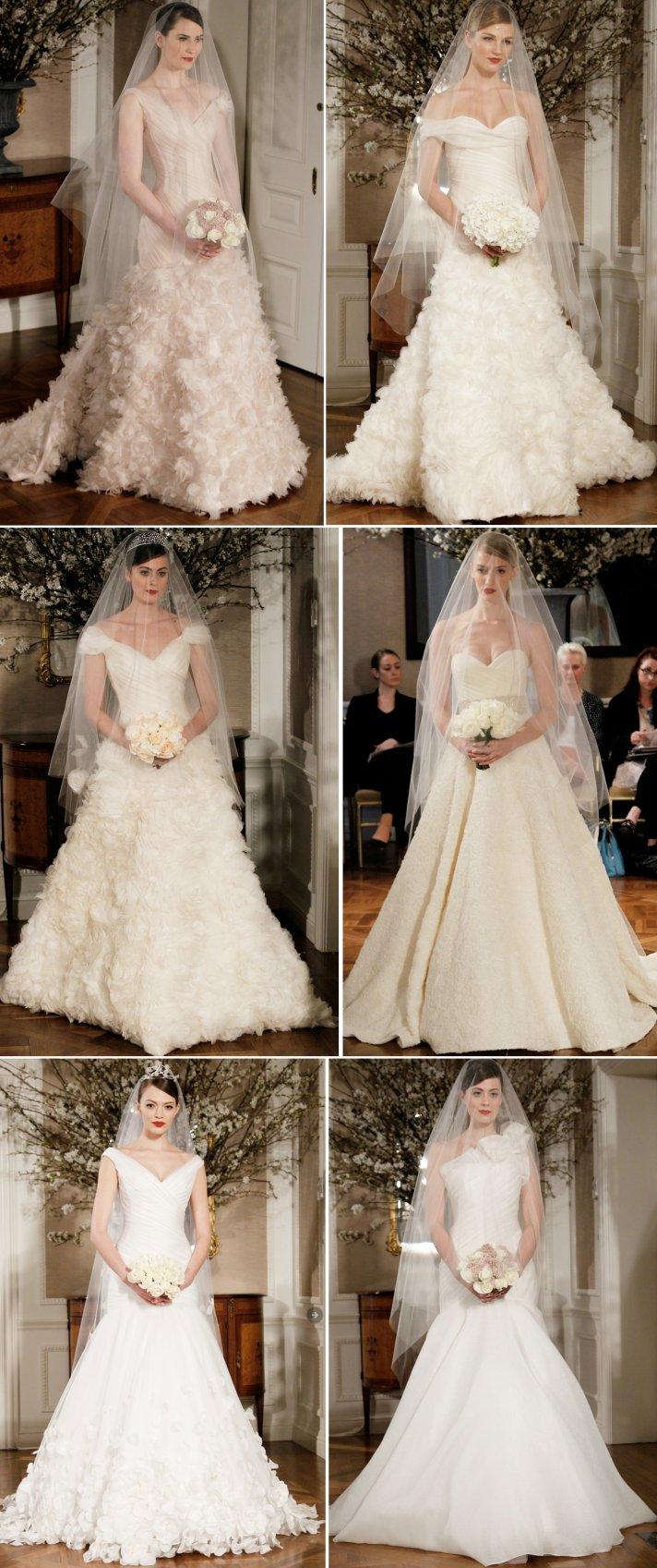 romona keveza wedding dresses spring 2012 bridal gowns