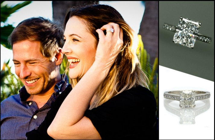 celebrity engagements 2012 drew barrymore