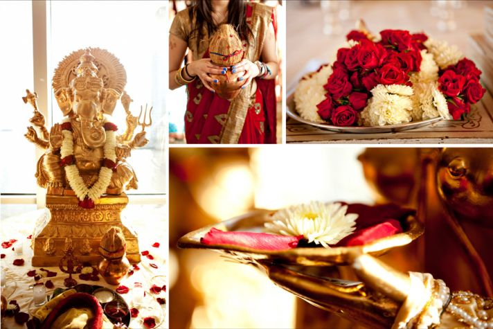 indian ceremony cultural traditions vows