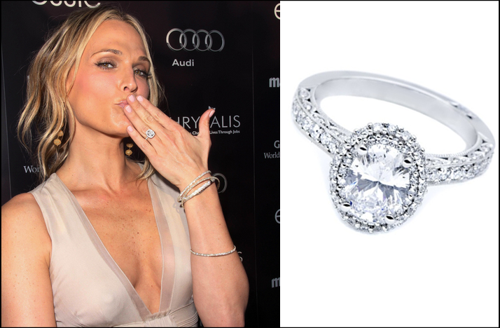 molly sims engagement ring 2012 celeb engagments Credit Ice blog