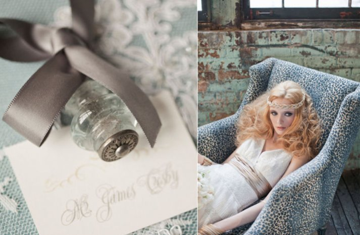 ethereal bridal inspiration wedding stationery dress all down wedding hair