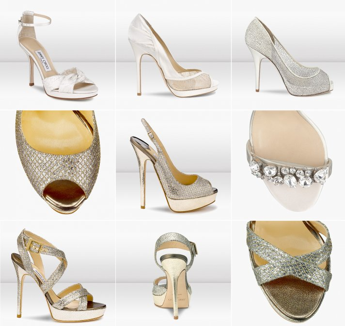 Silver Wedding Shoes 59 Fabulous jimmy choo wedding shoes