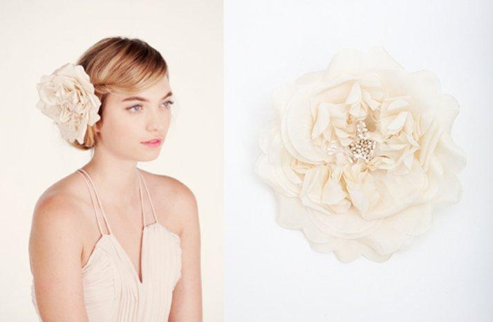 ban do wedding hair flower accessory