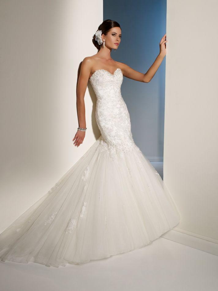 2012 wedding dress sophia tolli for mon cheri bridal gowns Y11215