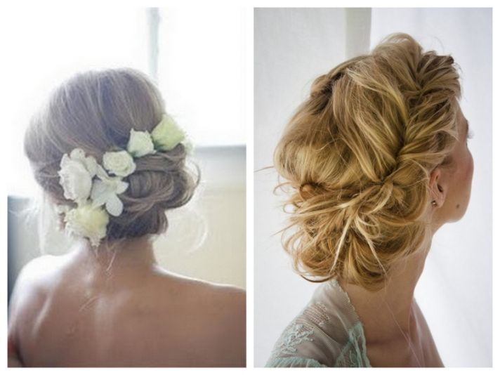 Romantic Bridal Hairstyle : Favorite hairstyles for romantic vintage brides onewed
