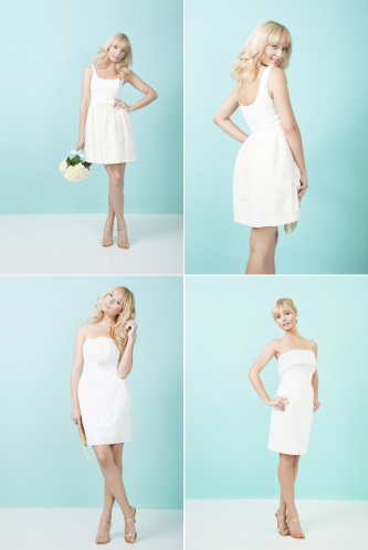 Kirribilla just introduced its new I Do collection of little white wedding