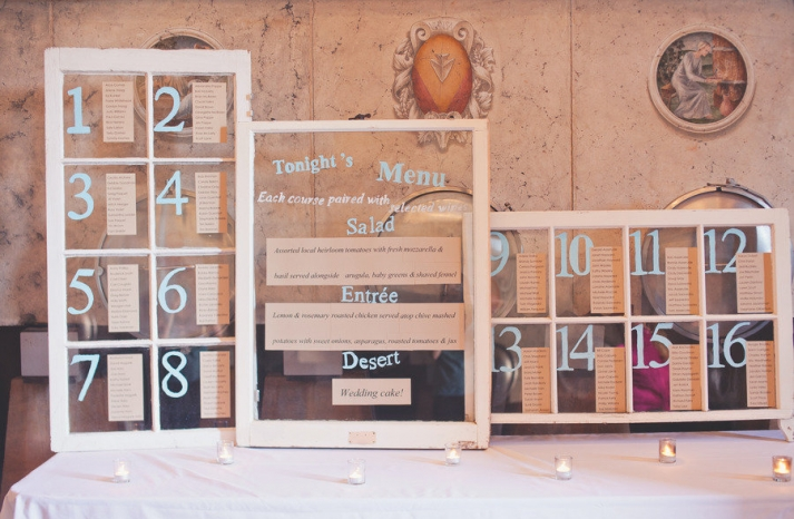 romantic winery wedding outdoor wedding venues table numbers