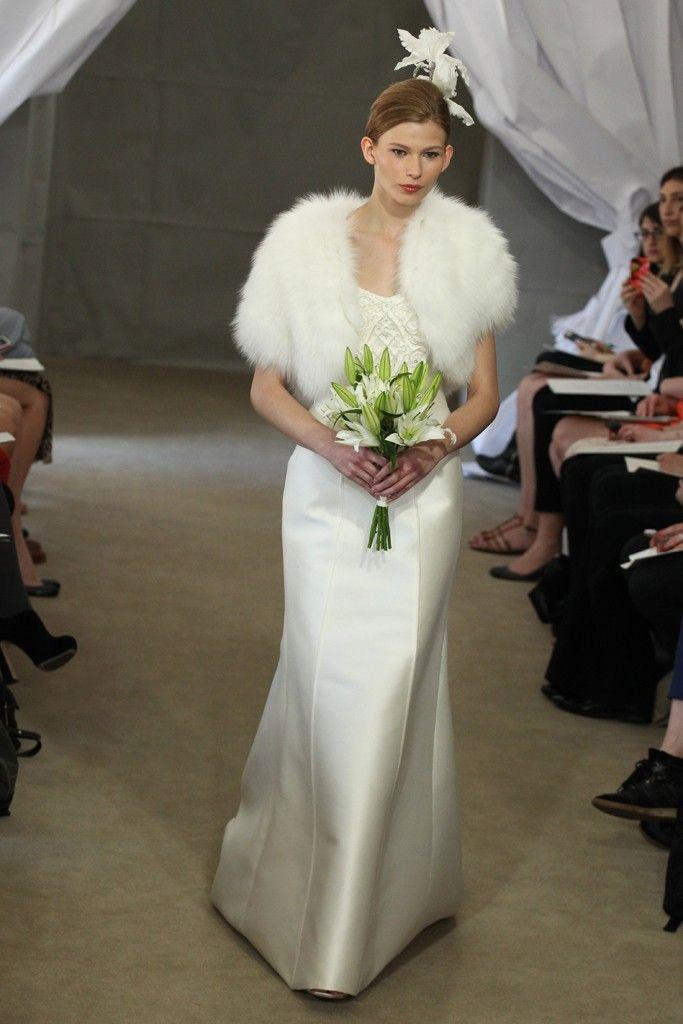 Winter Wedding Dresses Brides 85