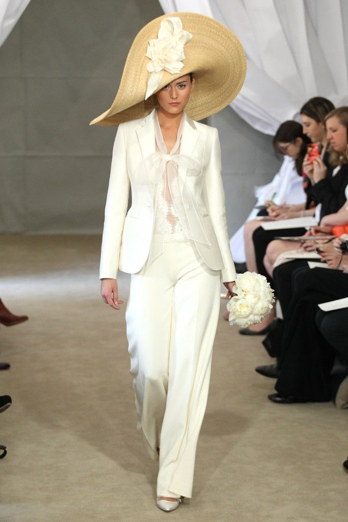 Spring 2013 Bridal Gowns by Carolina Herrera
