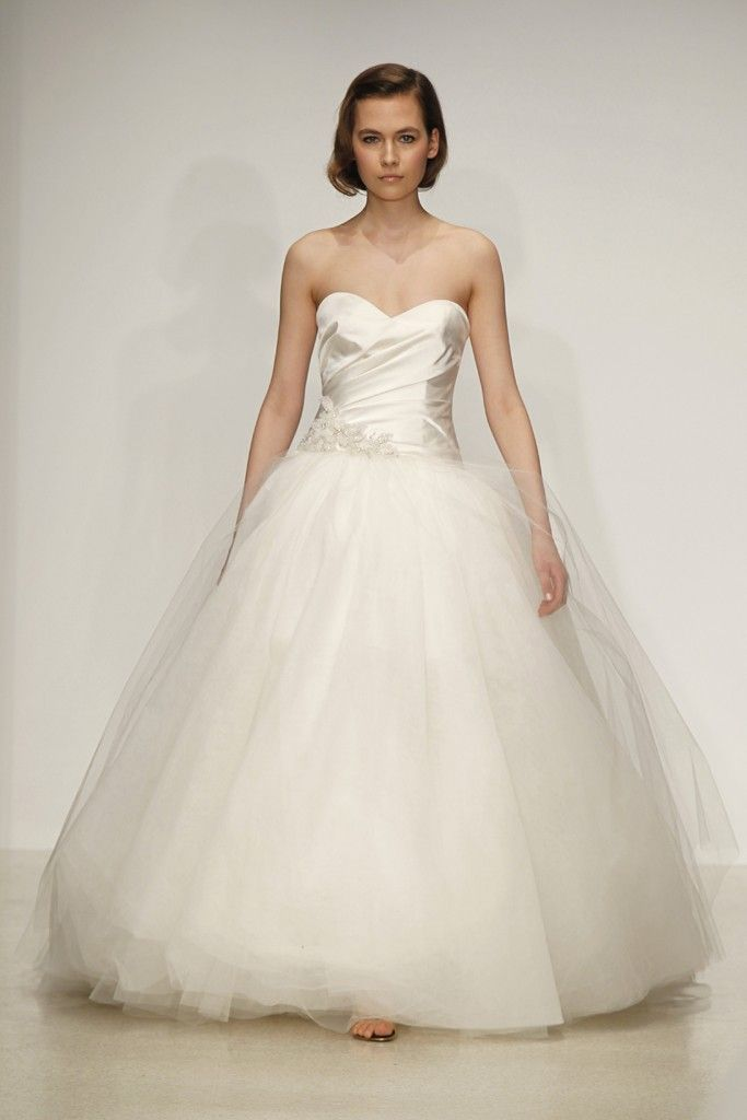 Spring 2013 wedding dress by Kenneth Pool bridal gowns 9