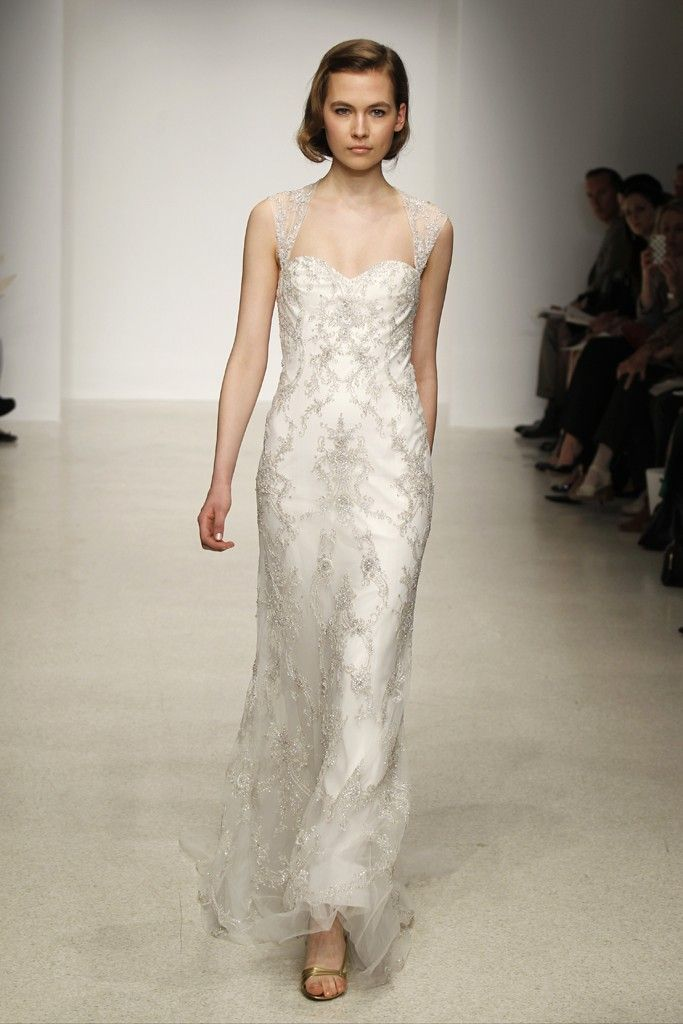 Spring 2013 wedding dress by Kenneth Pool bridal gowns 4