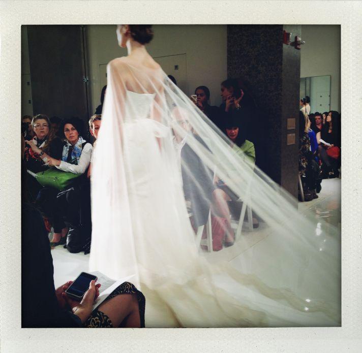 spring 2013 wedding dress bridal market runway 6