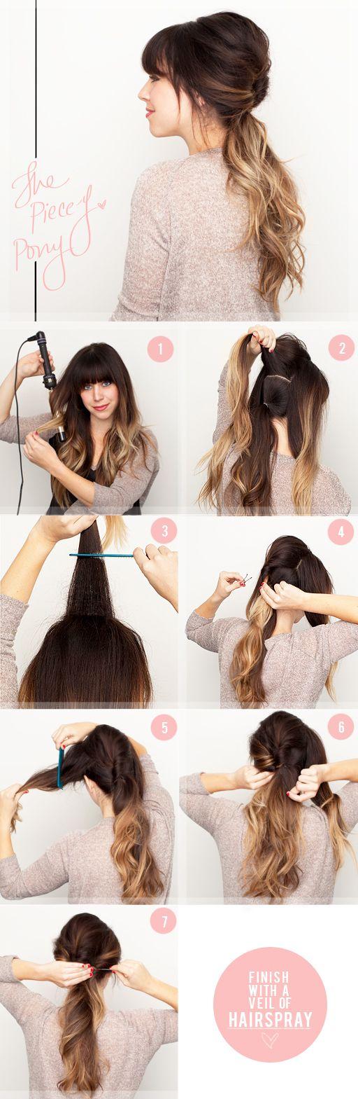 Incredible 5 Diy Hairstyles Perfect For Pre Wedding Parties Short Hairstyles Gunalazisus