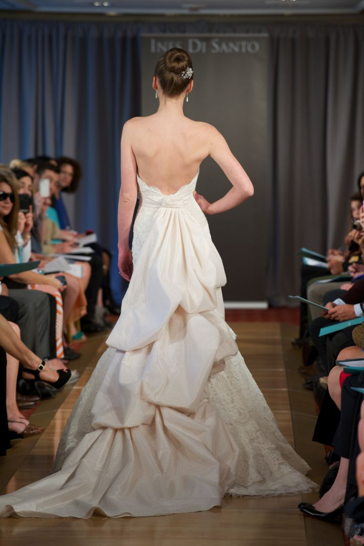 wedding dress spring 2013 bridal gowns Ines di Santo 11