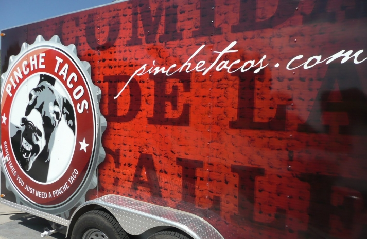 taco trucks wedding reception treats