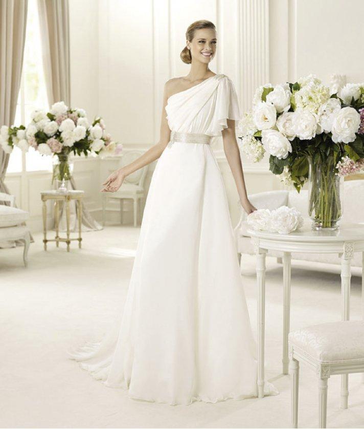 spring 2013 wedding dress manuel mota bridal gowns Galero