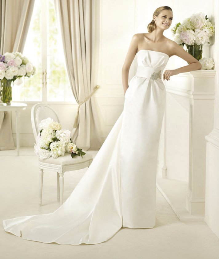 Pictures Of Wedding Gowns 2013: Sheer Perfection: 11 Gorgeous Wedding Dresses From The