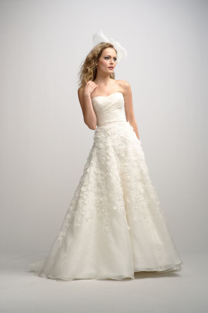 Best wedding dresses from fall 2012 watters bridal collection for Wedding dresses by watters