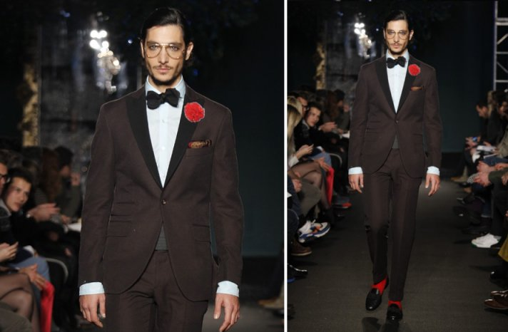 statement suits for grooms unique grooms attire michael bastien 5