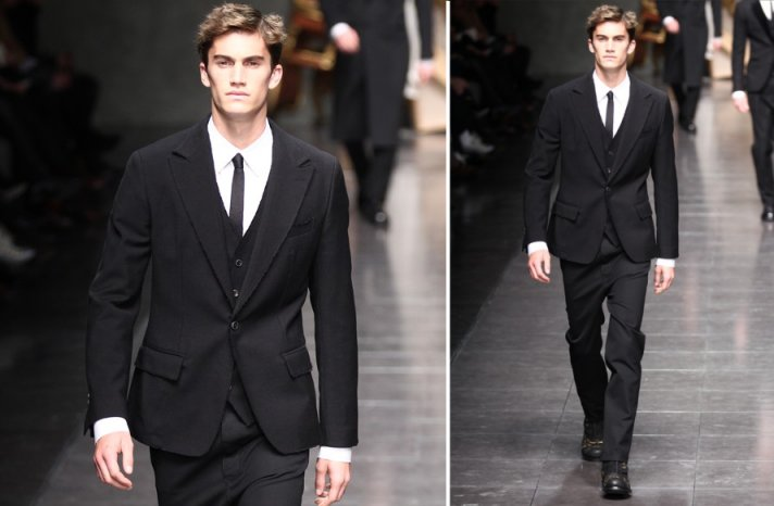 statement suits for grooms unique grooms attire Dolce Gabbana 1