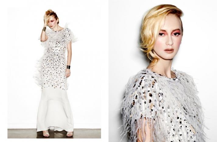 daring new wedding dress designer Houghton NYC bridal gowns 24