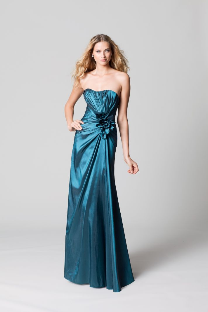 Teal bridal dresses for Teal dress for wedding