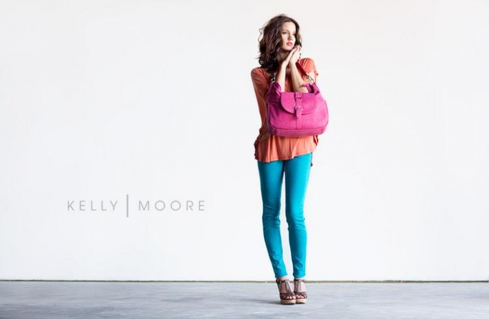 wedding giveaways win a kelly moore bag pink