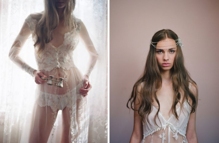 romantic wedding lingerie bridal boudoir photography 4