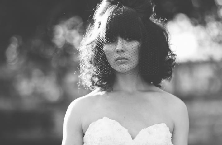 black white wedding photos vintage wedding hairstyles 3
