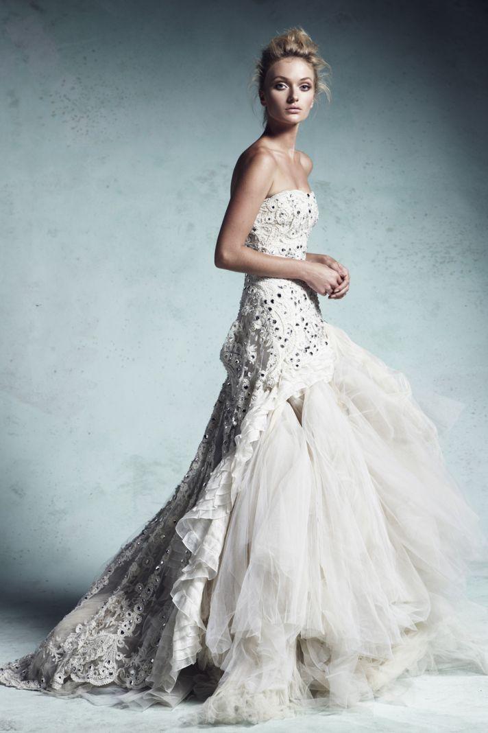 wedding dress by Collette Dinnigan 2013 bridal gowns 7