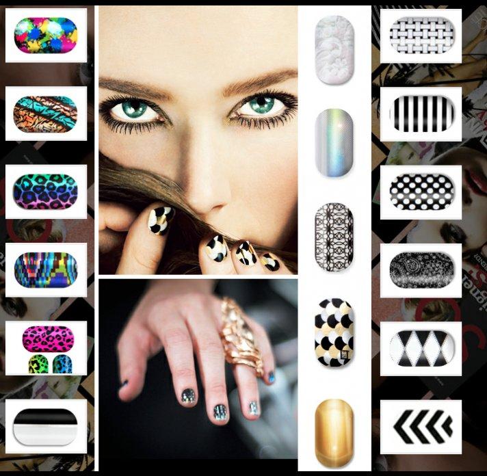 bridal beauty ideas inspiration wedding nail art for the non DIY bride
