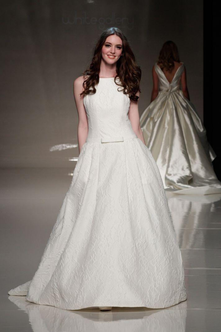 2013 wedding dress Victorio and Lucchino Novias Raimon Bundo bridal gowns 1