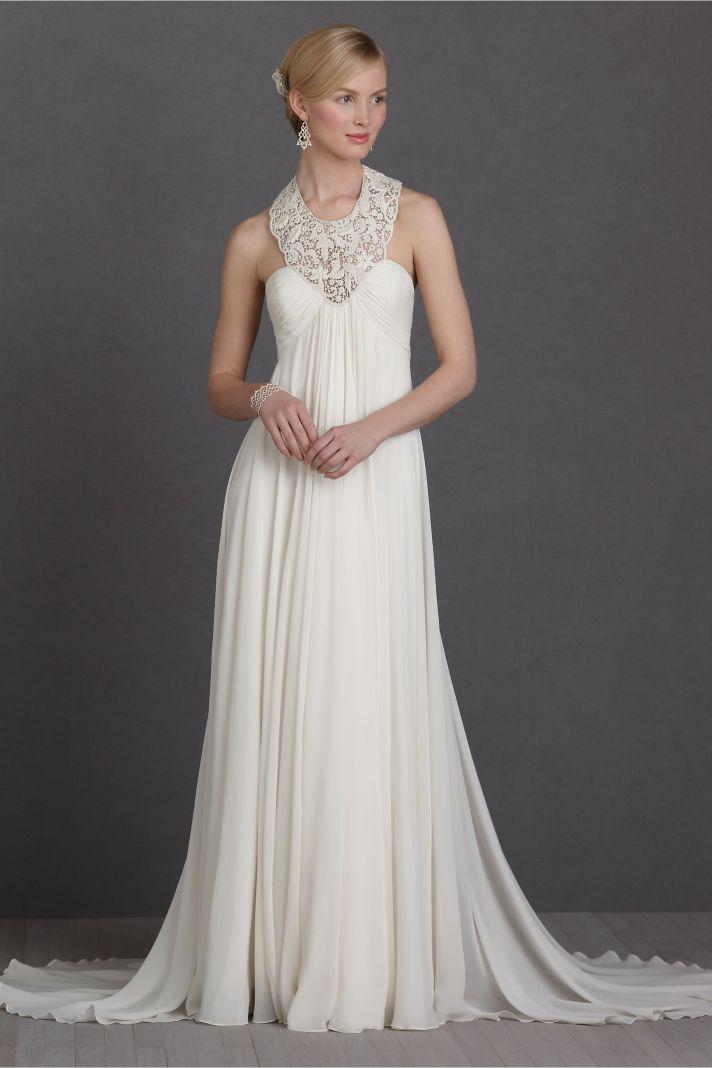2013 wedding dress BHLDN bridal gowns 2