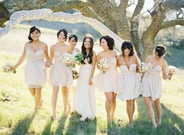 well dressed for bridesmaid wedding fashion guide 6