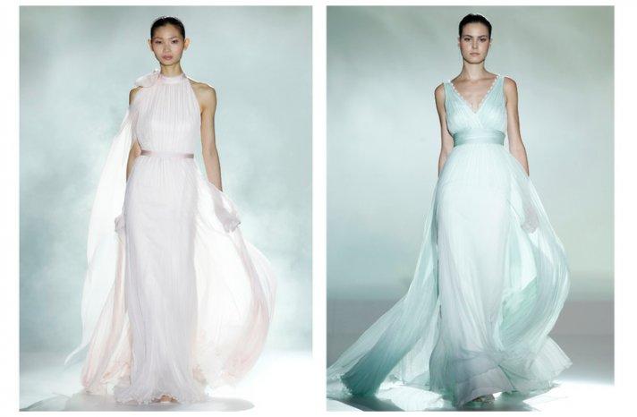 wedding dresses by Rosa Clara spring 2013 bridal gown 2