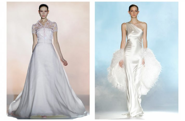 wedding dresses by Rosa Clara spring 2013 bridal gown 7