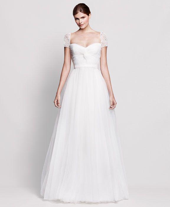 2013 wedding dress Reem Acra for Nordstrom bridal gowns 4