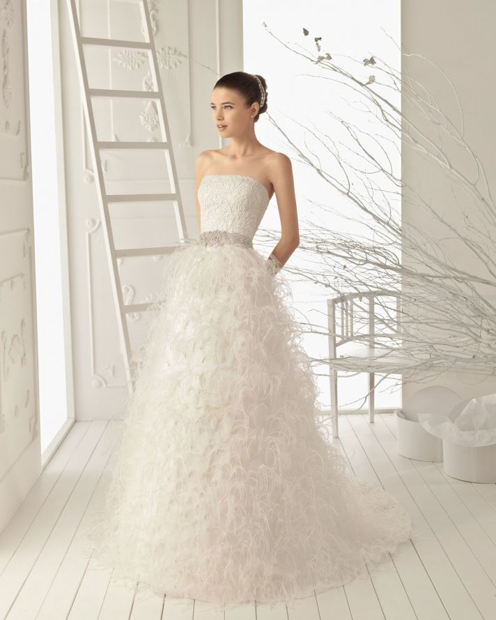 2013 wedding dress Aire Barcelona bridal gowns ruth