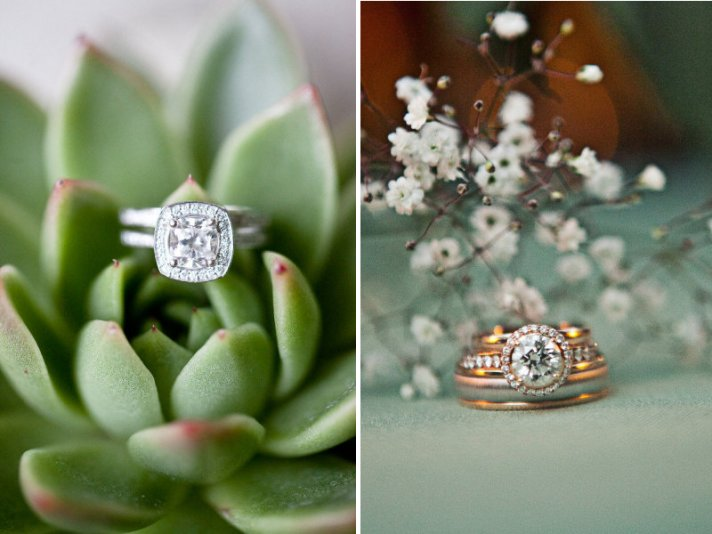 engagement season vs wedding season rings