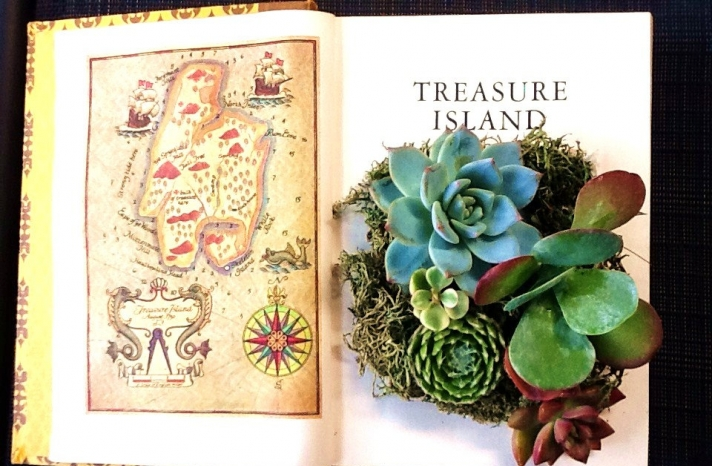 simple wedding centerpieces for a handcrafted wedding succulent centerpiece vintage book