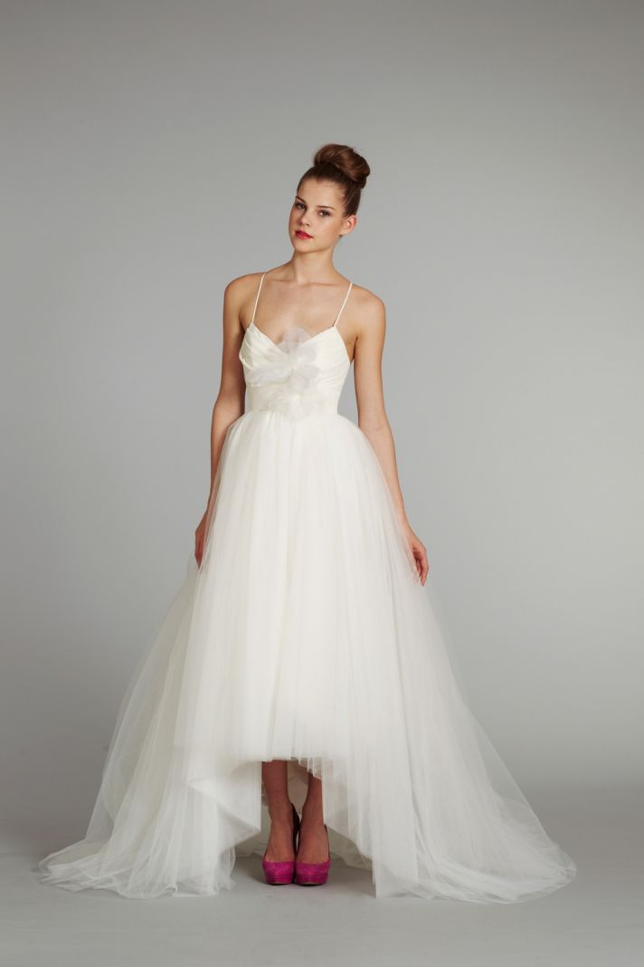 2012 wedding dresses bridal gown Blush collection for JLM couture Lilac