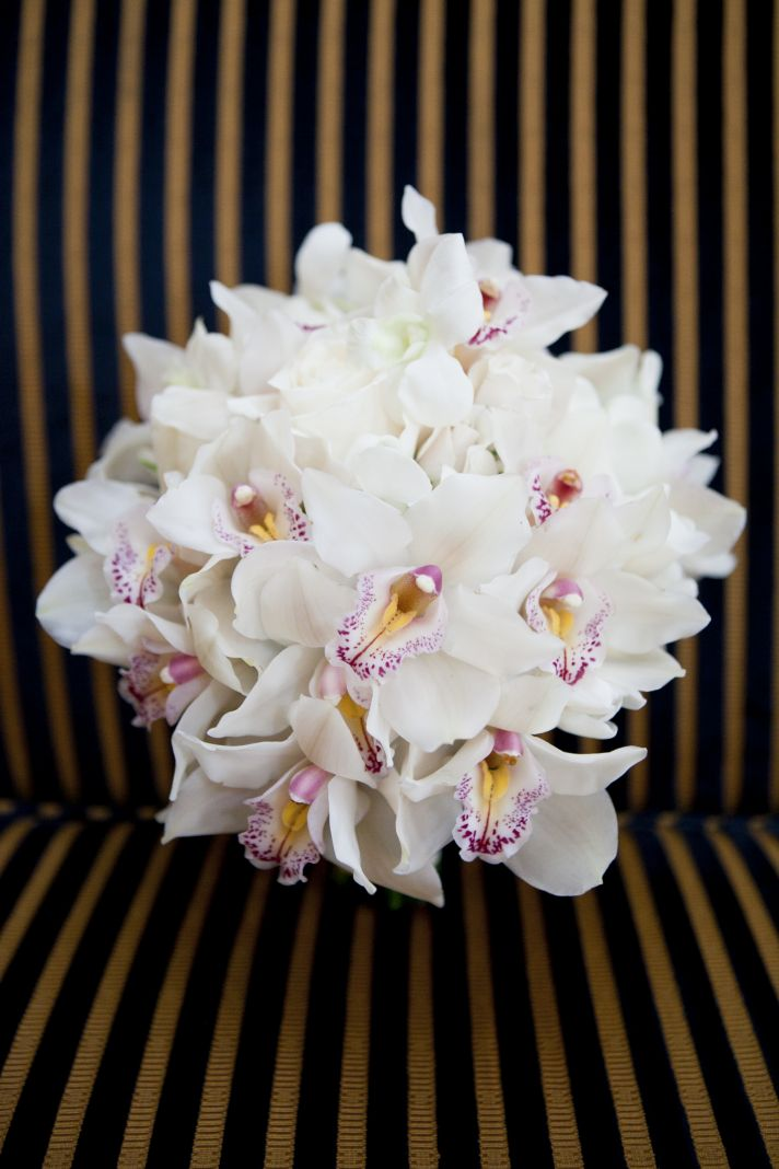 White Orchid Types White Orchid Bridal Bouquet