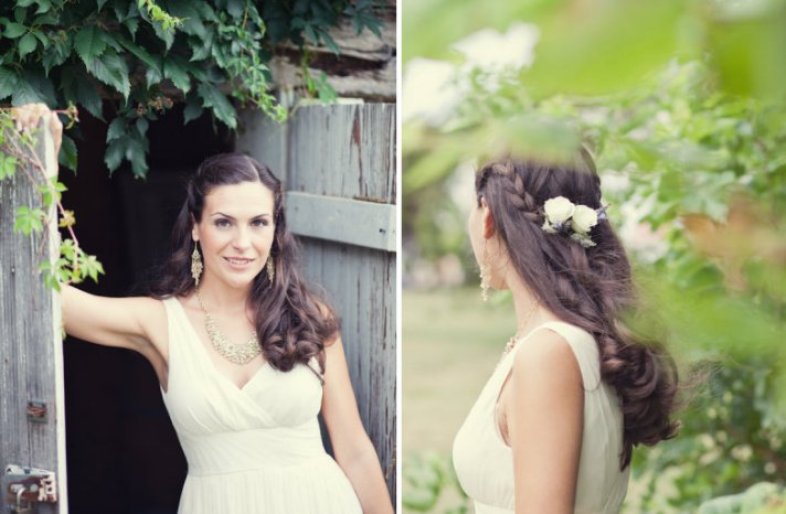 all down wedding hairstyles bridal beauty inspiration 15