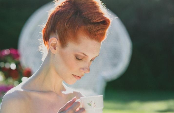 romantic wedding hair makeup inspiration 9