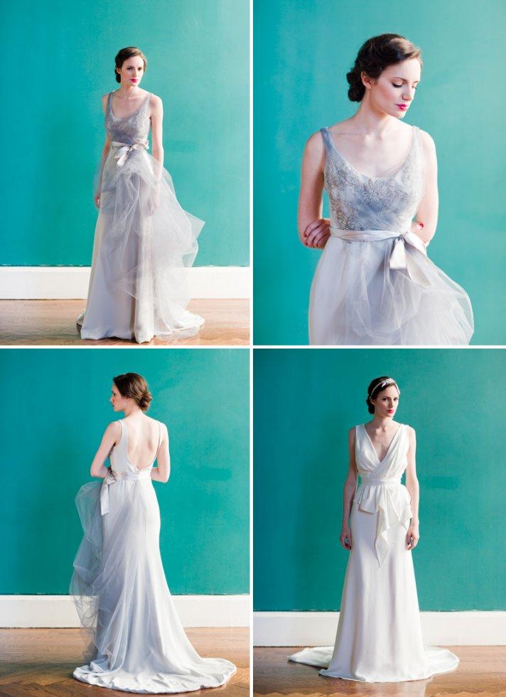 2013 wedding dresses Carol Hannah of Project Runway romantic bridal gowns 2
