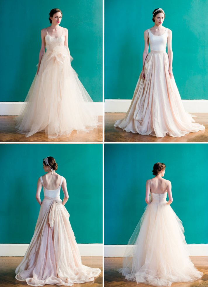 2013 wedding dresses Carol Hannah of Project Runway romantic bridal gowns 7