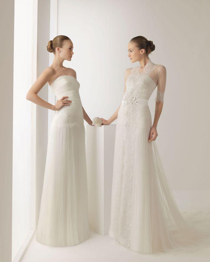 2013 wedding dress Soft by Rosa Clara bridal gowns Juno