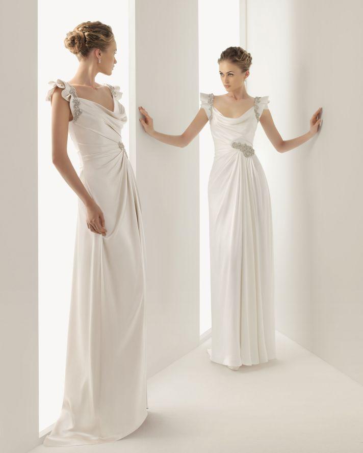 2013 wedding dress Soft by Rosa Clara bridal gowns Jaipur