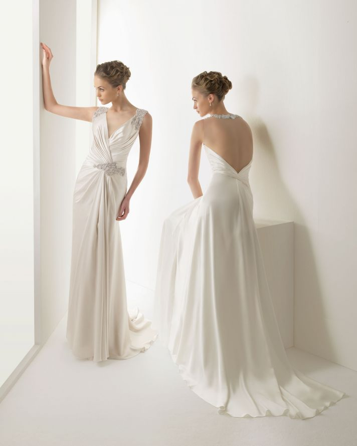 Wedding Dress For   In Jamaica : Wedding dress soft by rosa clara bridal gowns jaipur