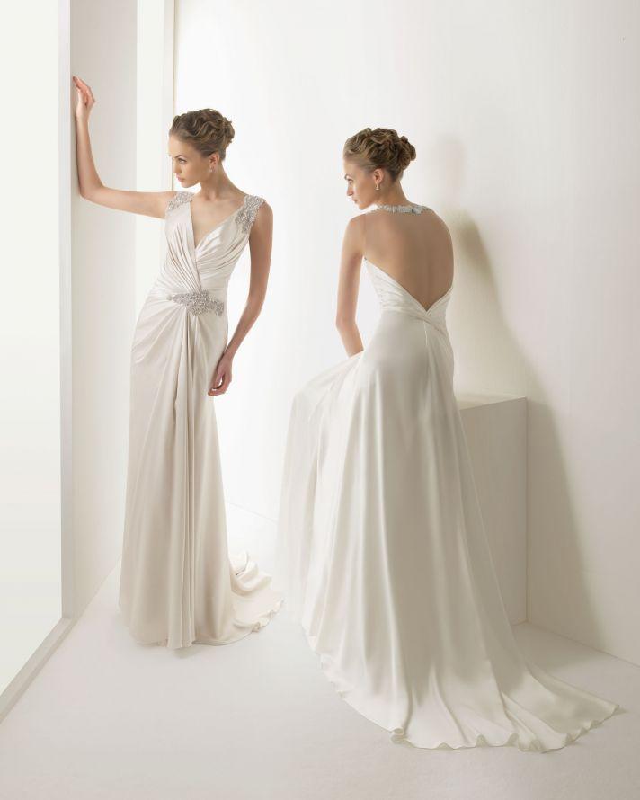 Wedding Dress For   In Jamaica : Wedding dress soft by rosa clara bridal gowns jaipur